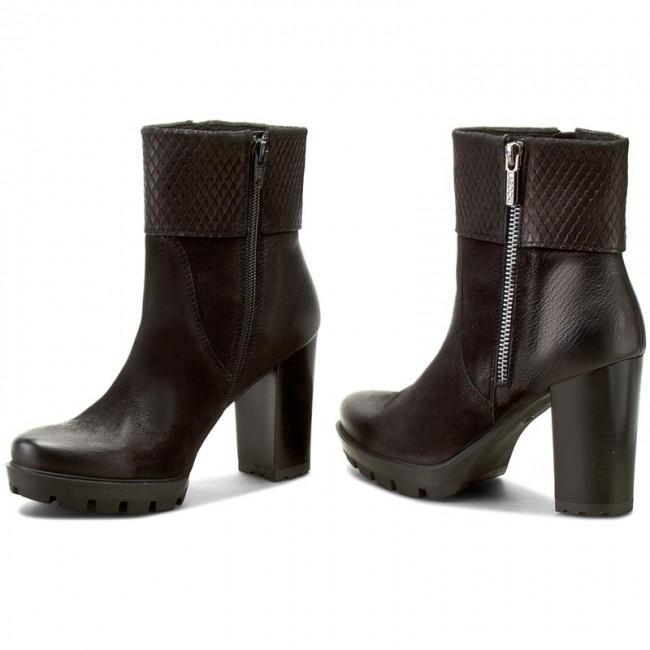 Členková obuv LASOCKI - CARRERA-01 Čierna - Kotníková obuv - Čižmy a ... e55b4d0994a