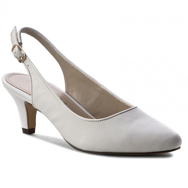 f4e55e8ce2781 Sandále LASOCKI - 3279-4 Biela - Šľapky elegantné - Šľapky - Šľapky ...
