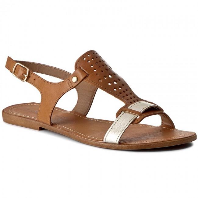 3e190ccf5331 Sandále LASOCKI - OCE-2070-01 Camel - Sandále na každodenné nosenie ...