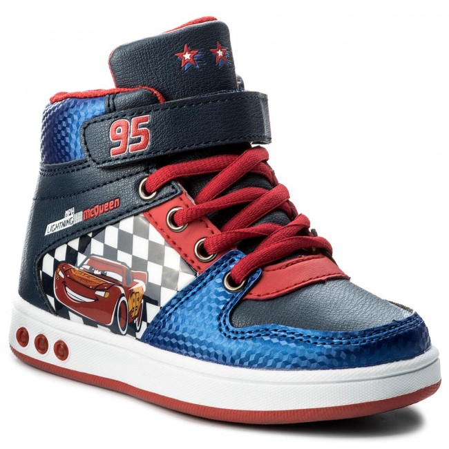 e74eb069af7 Outdoorová obuv CARS - CP44-5125-1DCARS Tmavo modrá - Topánky ...
