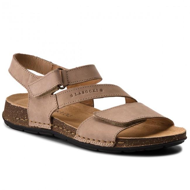 a80db390079b Sandále LASOCKI - WI21-CORSA-04 Béžová - Sandále na každodenné ...
