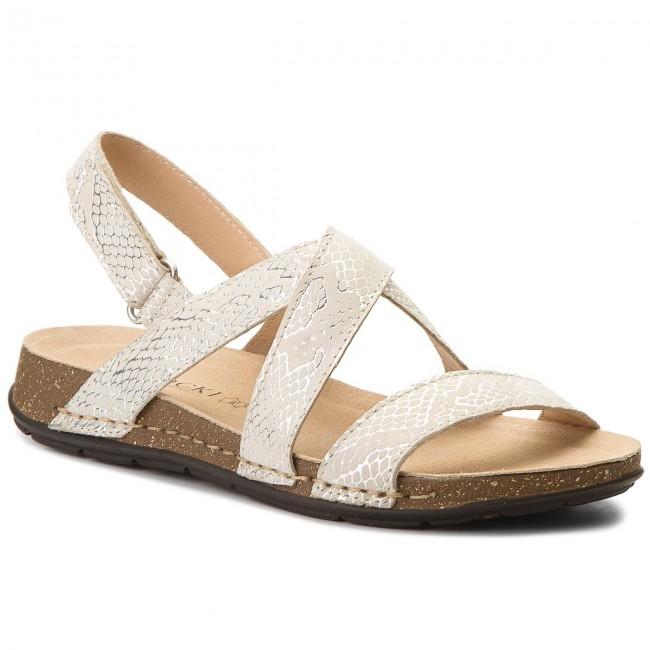 226dea11c45a Sandále LASOCKI - WI21-CORSA-03 Srebrny - Sandále na každodenné ...