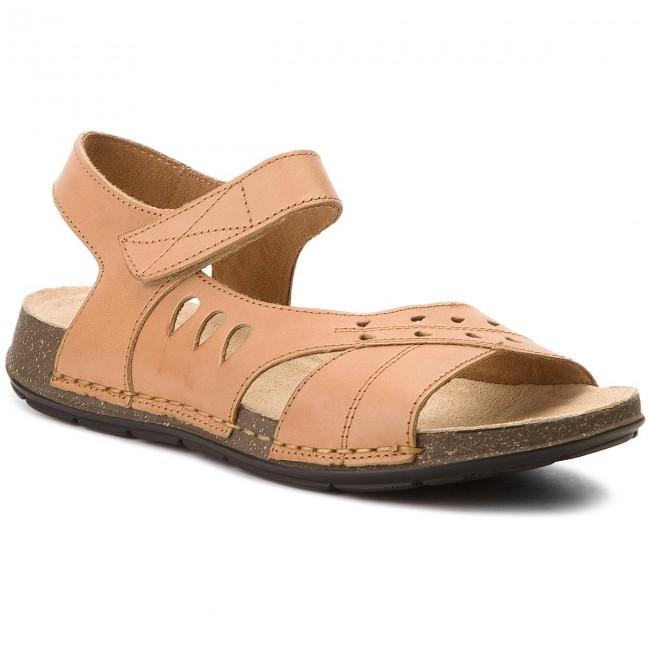 507b6c57af48 Sandále LASOCKI - WI21-CORSA-05 Camel - Sandále na každodenné ...