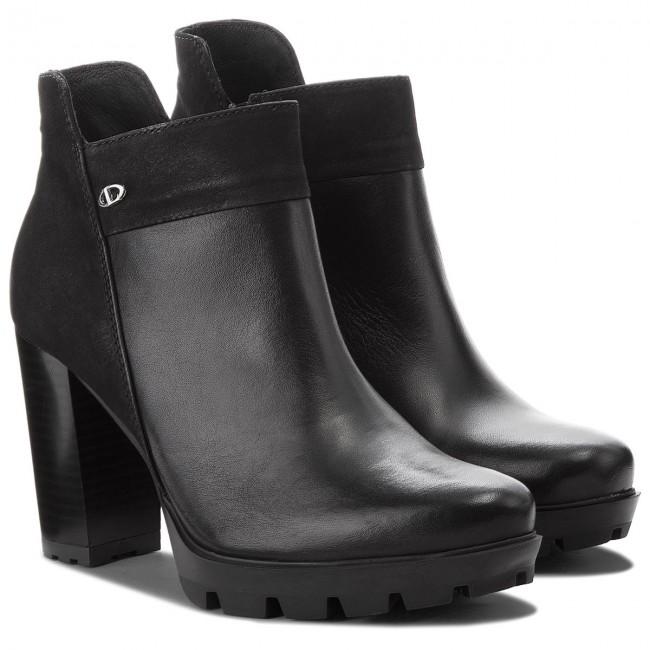 Členková obuv LASOCKI - CARRERA-06 Black - Kotníková obuv - Čižmy a iné -  Dámske - www.eobuv.sk 151d37af0e5
