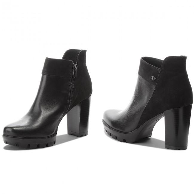 Členková obuv LASOCKI - CARRERA-06 Black - Kotníková obuv - Čižmy a ... 6b7b5ca9b28