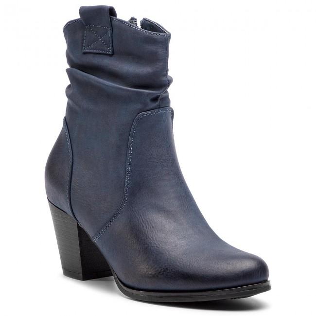 db00e2949f Členková obuv CLARA BARSON - WS16067-13 Cobalt Blue - Kotníková obuv ...