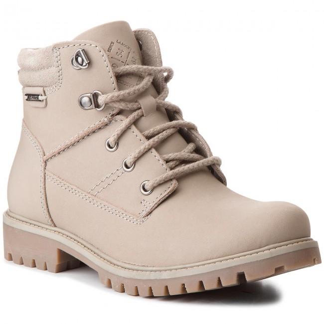 eff12c940b Outdoorová obuv LASOCKI - WI20-ASPEN-04 Sivá - Outdoorové topánky ...