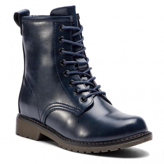 ec652f1f36 Členková obuv JENNY FAIRY - WYL1621-2 Cobalt Blue - Kotníková obuv ...
