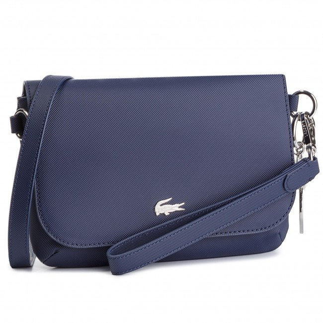 04ec68aee0 Kabelka LACOSTE - S Crossover Bag NF2531DC Peacoat 021 - Listové ...