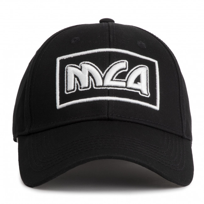 b7d460a54 Šiltovka MCQ - Baseball Cap 501183 RGC30 1006 Black/White - Dámske ...