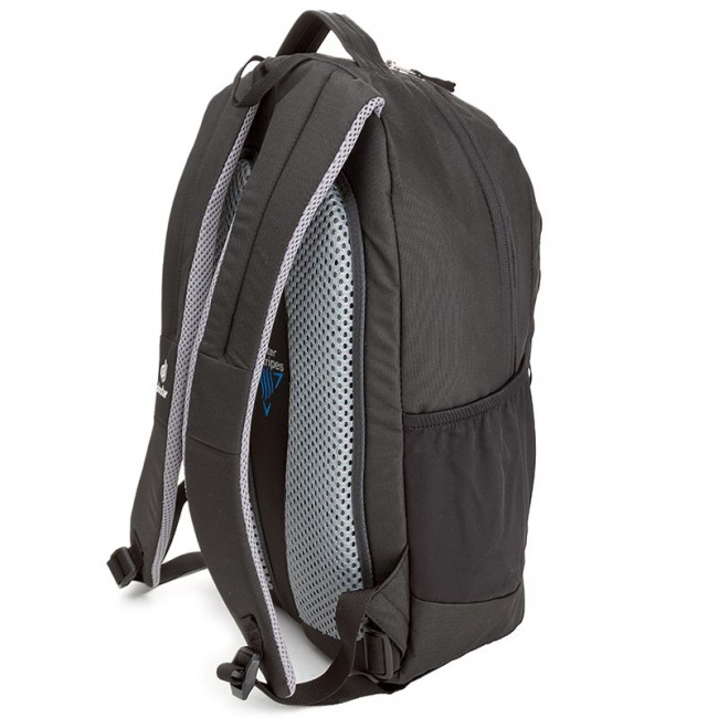 9ac52156c7 Ruksak DEUTER - Stepout 16 3810315-7712-0 Dresscode-Black 7712 - Športové  tašky a ruksaky - Doplnky - www.eobuv.sk