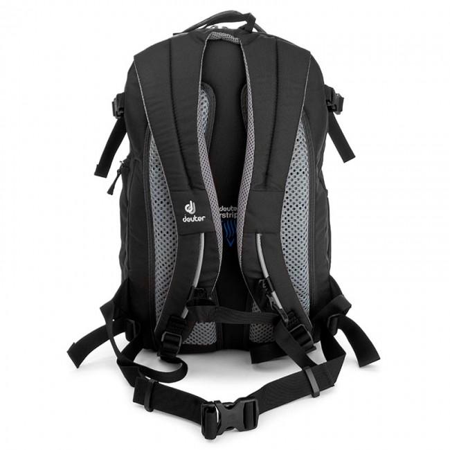 fa6a649f9c Ruksak DEUTER - Stepout 22 3810415-7712-0 Dresscode Black 7712 - Športové  tašky a ruksaky - Doplnky - www.eobuv.sk