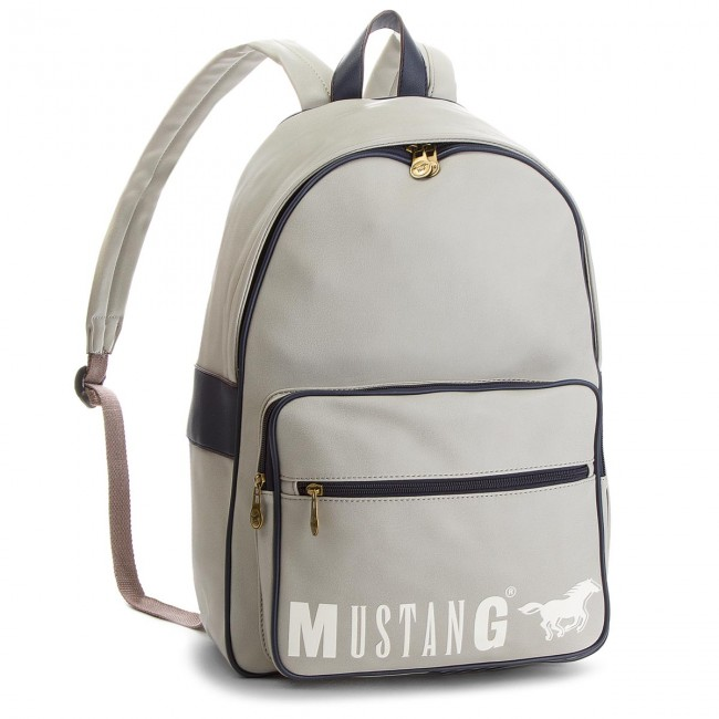 f4b71322c3 Ruksak MUSTANG - Daayton 4100000015 Light Grey 801 - Športové tašky ...