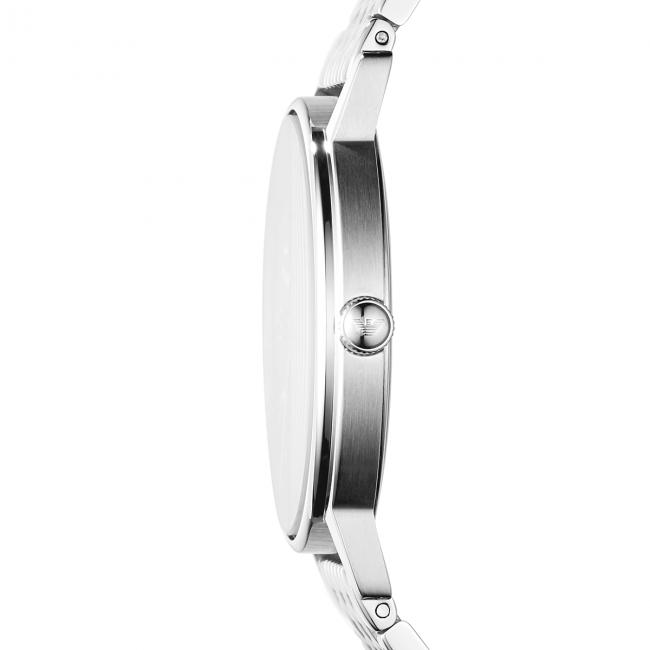 Hodinky EMPORIO ARMANI - Kappa AR11068 Silver Silver - Pánske ... f63d446e259