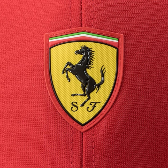 1b33c442d Čiapka pánska PUMA - Ferrari Fanwear Baseball Cap 021283 01 Rosso Corsa