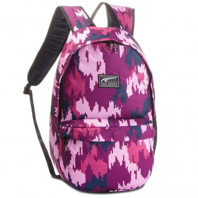 ab8fba000a57a Ruksak PUMA - Academy Backpack 074719 21 Orchid/Camo - Športové ...