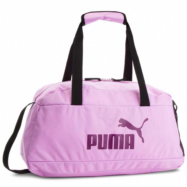 Taška PUMA - Phase Sport Bag 074942 Orchid 06 - Športové tašky a ... 7f63a29760997