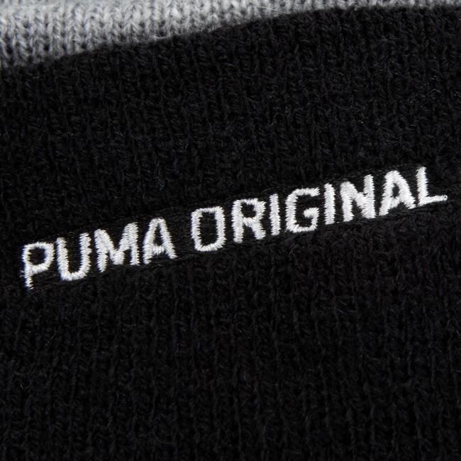 Čiapka PUMA - Pom Pom Beanie 021707 03 Medium Gray Heather Black ... 2dcffa6217b