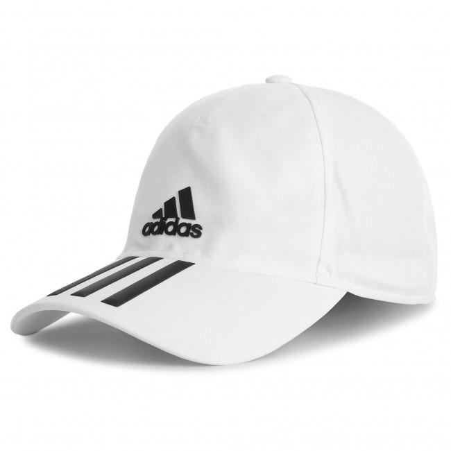 1b4b4d062 Šiltovka adidas - C40 6p 3s Clmlt DT8544 White/Black - Dámske ...