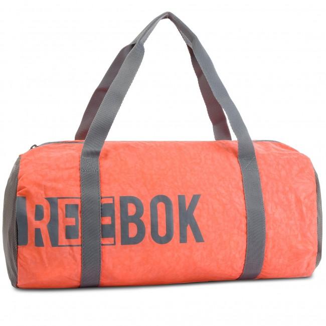 e521feb0ed Taška Reebok - Found Cylinder DU2805 Oranžová - Športové tašky a ...