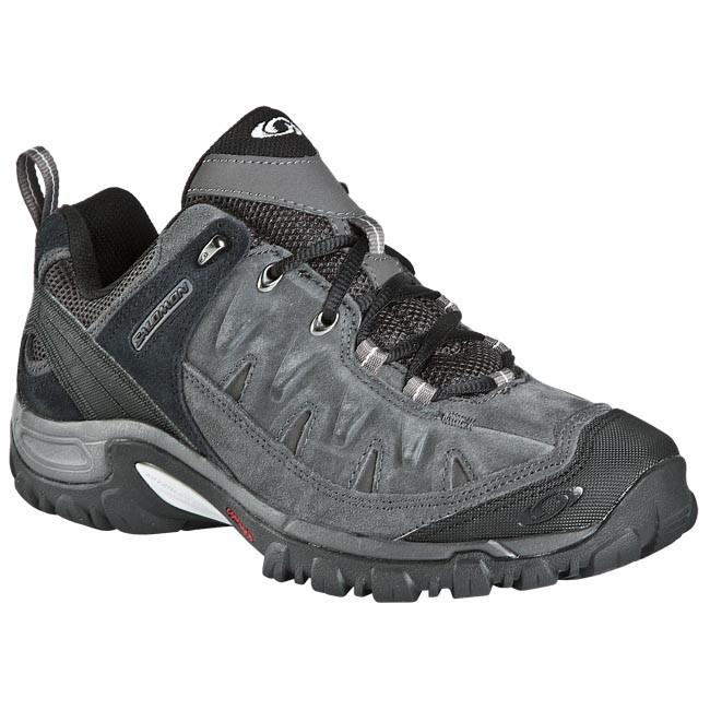 Poltopánky SALOMON - 308818 27 M0 Sivá - Outdoorové topánky ... 5dfb9cb52e7