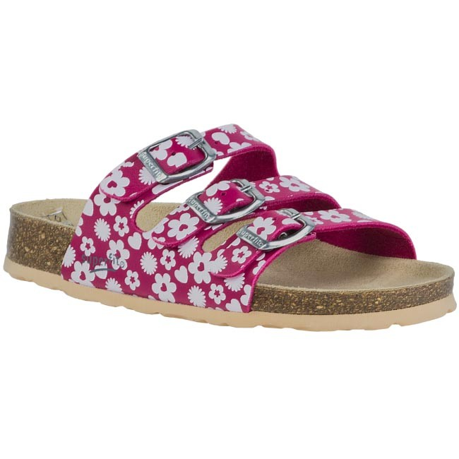 fcbee6117d9 Šľapky SUPERFIT - 0-00113-57 Barbie - Šľapky - Šľapky a sandále ...