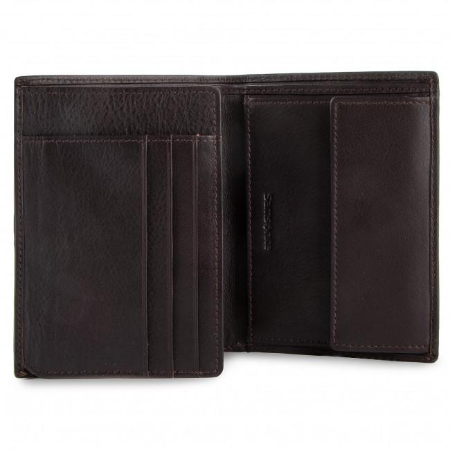 6783fa333f Veľká Peňaženka Pánska SAMSONITE - 001-015A0-0098-02 Brown - Pánska ...