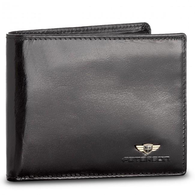 Veľká Peňaženka Pánska PETERSON - 382 RFID-02-01-01 Čierna - Pánska ... 8ea53cc7e21