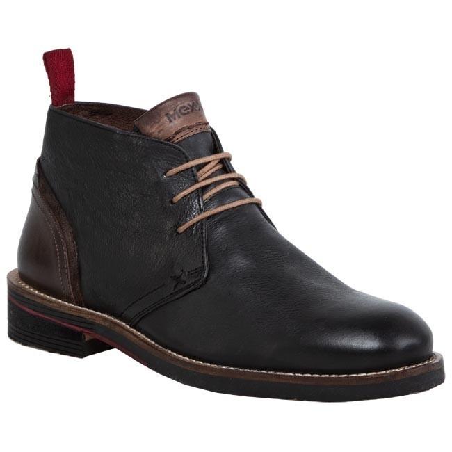 Outdoorová obuv MEXX - Abel 3 10000265 Black - Topánky - Čižmy a iné ... 24e9f2bf9fc
