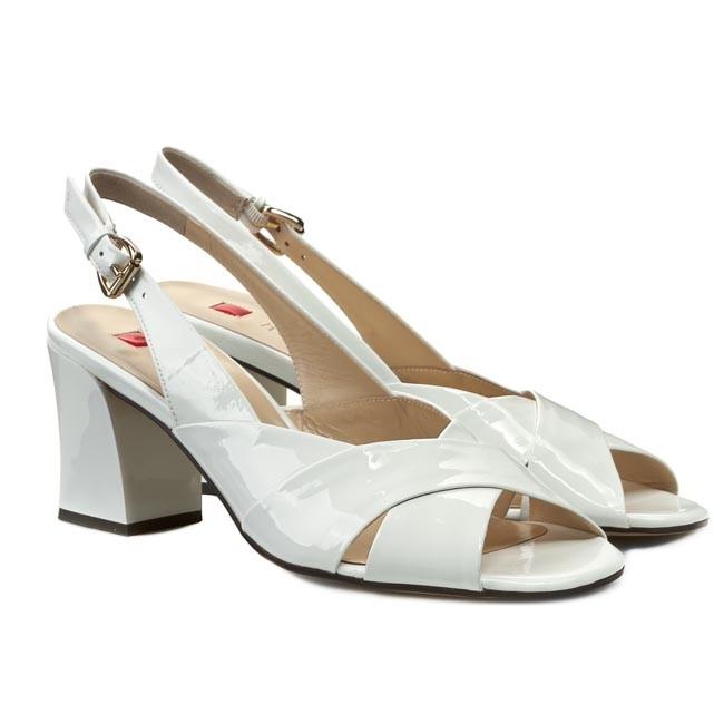 4a067ccb04fa Sandále HÖGL - 7-106814 White 0200 - Elegantné sandále - Sandále - Šľapky a  sandále - Dámske - www.eobuv.sk