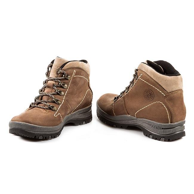 Trekingová obuv LESTA - 6411 Hnedá - Outdoorové topánky - Čižmy a ... de2745ee21