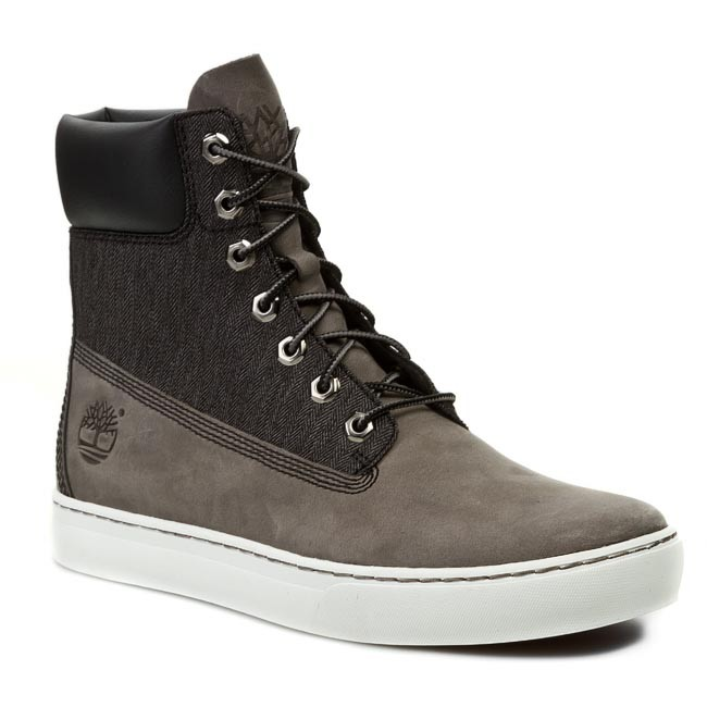 32eaa31adf4c Outdoorová obuv TIMBERLAND - 2 0 Cupsole 6in 6840A Sivá - Topánky ...