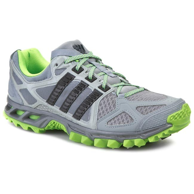 9e1603c1ea30 Topánky adidas - Kanadia Tr 6 M M18451 Grey Green - Trekingová obuv ...