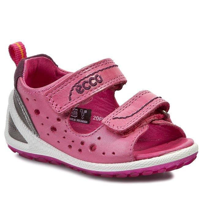 Sandále ECCO - Lite Infants Sandal 75302158955 Fandango Burgundy ... cb6869950ed