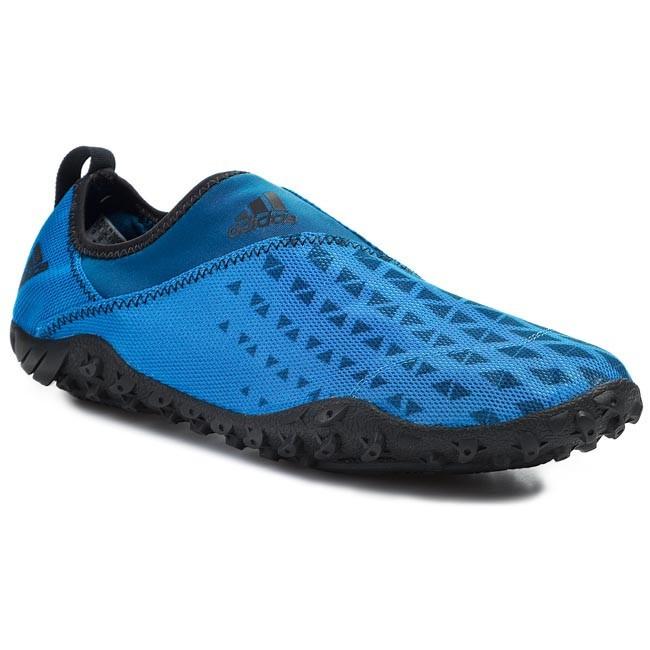 da0b64885b Topánky adidas - Kurobe II G97897 Solblue Black Trublue - Obuv do ...