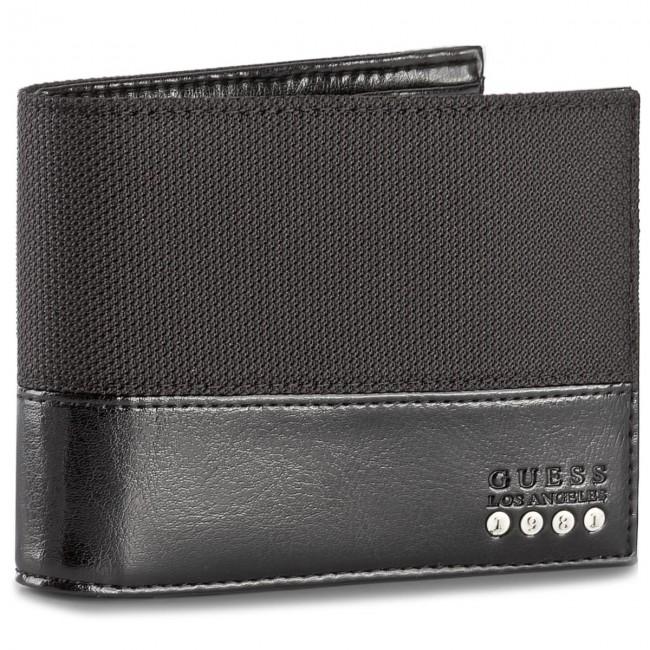 Veľká Peňaženka Pánska GUESS - SM4004 NYL27 BLA - Pánska peňaženka ... b7670b58b7a