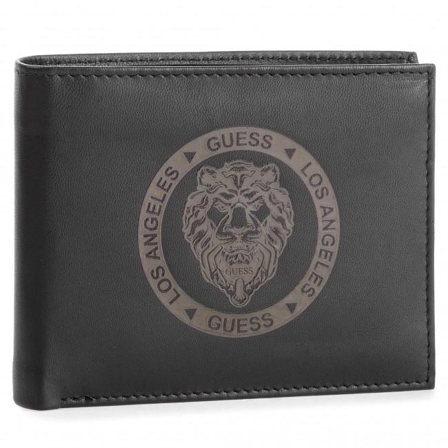 Veľká Peňaženka Pánska GUESS - SM2558 LEA20 BLA - Pánska peňaženka ... 643c1449926