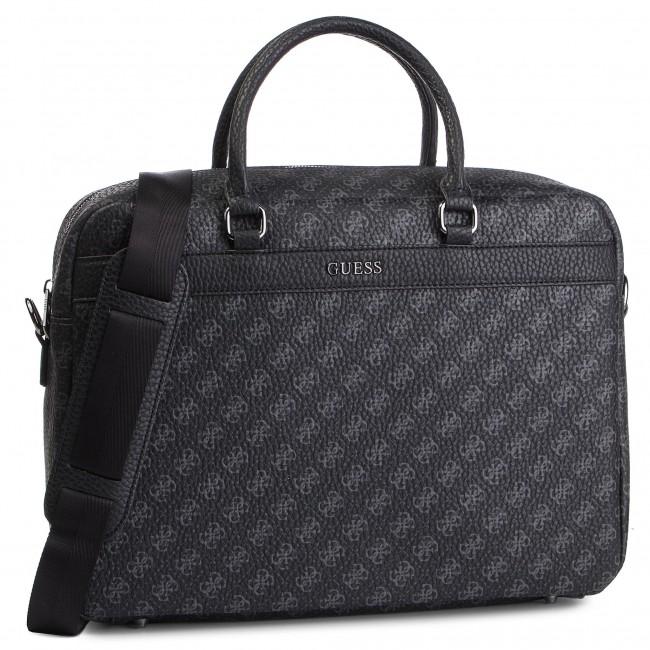 dcfd59b4d7c9 Taška na Laptop GUESS - City Logo HM6659 POL92 BLA - Športové tašky ...