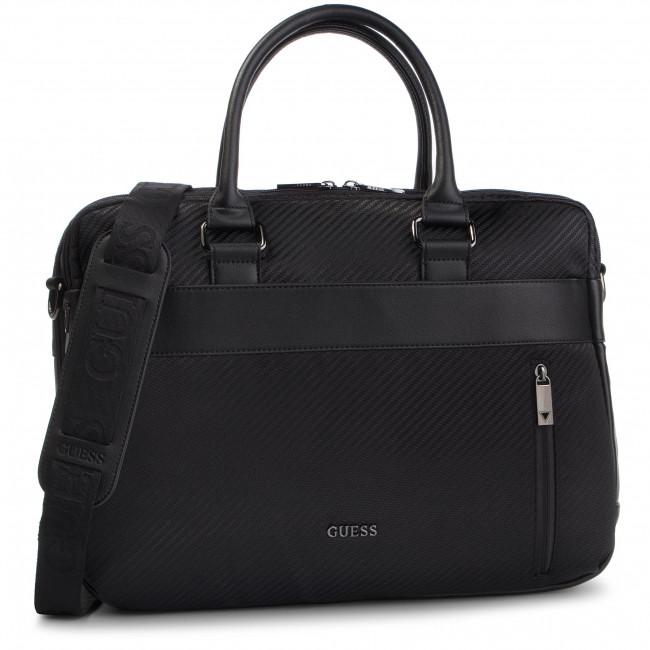 d16823aa0 Taška na Laptop GUESS - Global Functional HM6668 POL92 BLA ...