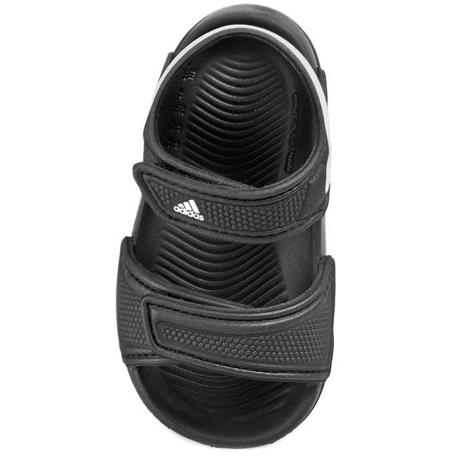 Sandále adidas - Akwah 9 I B27155 CBlack Ftwhite - Sandály - Šľapky a  sandále - Chlapec - Detské - www.eobuv.sk b257f7862e9