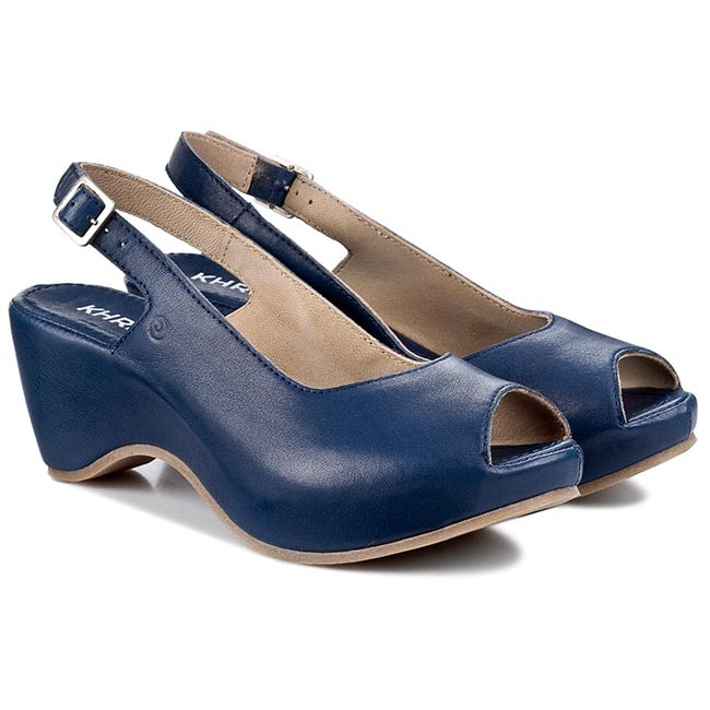 5ad63cceac5 Sandále KHRIO - 15247QJ Queen Jeans - Sandále na každodenné nosenie -  Sandále - Šľapky a sandále - Dámske - www.eobuv.sk
