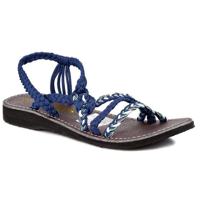 Sandále LA MARINE - Lysia Blue Bleubauda Azu - Sandále na každodenné ... 66be9045063