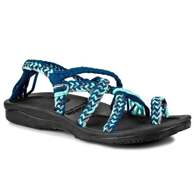 Sandále LA MARINE - Calypso Blue Bleunuit Azul - Sandále na ... 4e5fab7f0ac