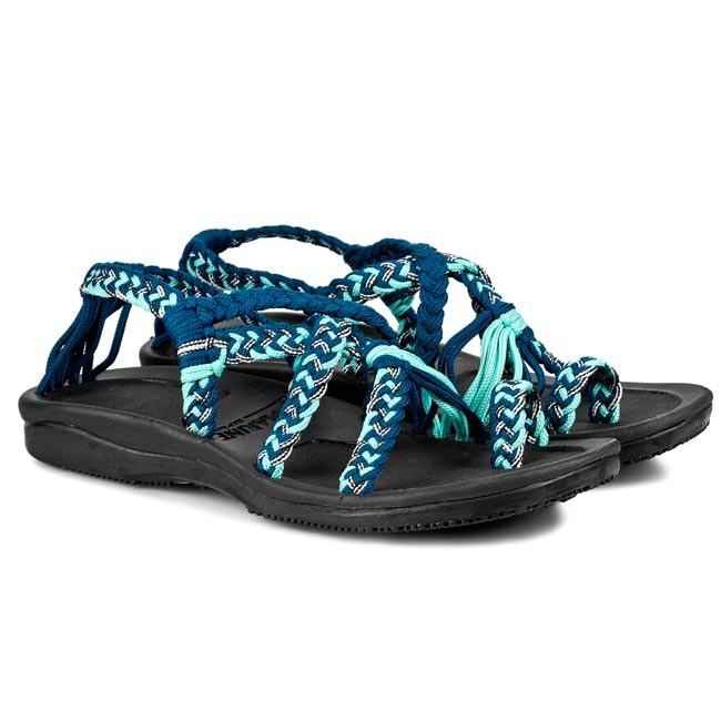 Sandále LA MARINE - Calypso Blue Bleunuit Azul - Sandále na každodenné  nosenie - Sandále - Šľapky a sandále - Dámske - www.eobuv.sk b9e96468e7c