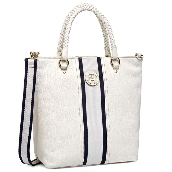 Kabelka TOMMY HILFIGER - Claire Ns Tote B BW56927415 121 - Klasické ... 2e90cf63730