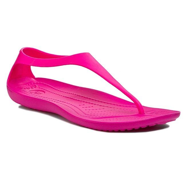 Žabky CROCS - Sexi Flip Women 11354 Candy Pink - Sandále na ... eb97a0e2a6