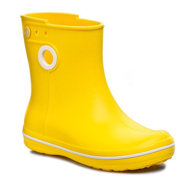 75f3140d8d Gumáky CROCS - Jaunt Shorty Boot W 15769 Yellow - Textil - Doplnky ...
