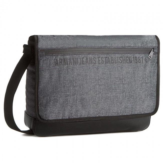 Taška ARMANI JEANS - C6263 S5 12 Black - Pánske - Tašky pre mladých ... 0d474cf0cad