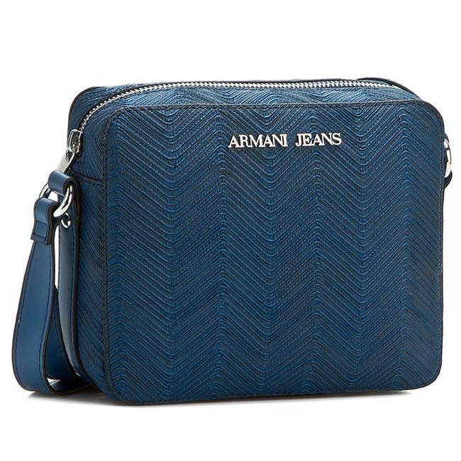 Kabelka ARMANI JEANS - C5243 S8 5G Tmavo modrá - Listové kabelky ... 445e9bf246e