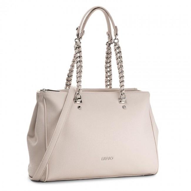 Kabelka LIU JO - Shopping L E W Anna A17004 E0087 True Champagn 33801 1f8825dabe1